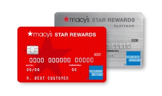 credit cards overlap red silver
