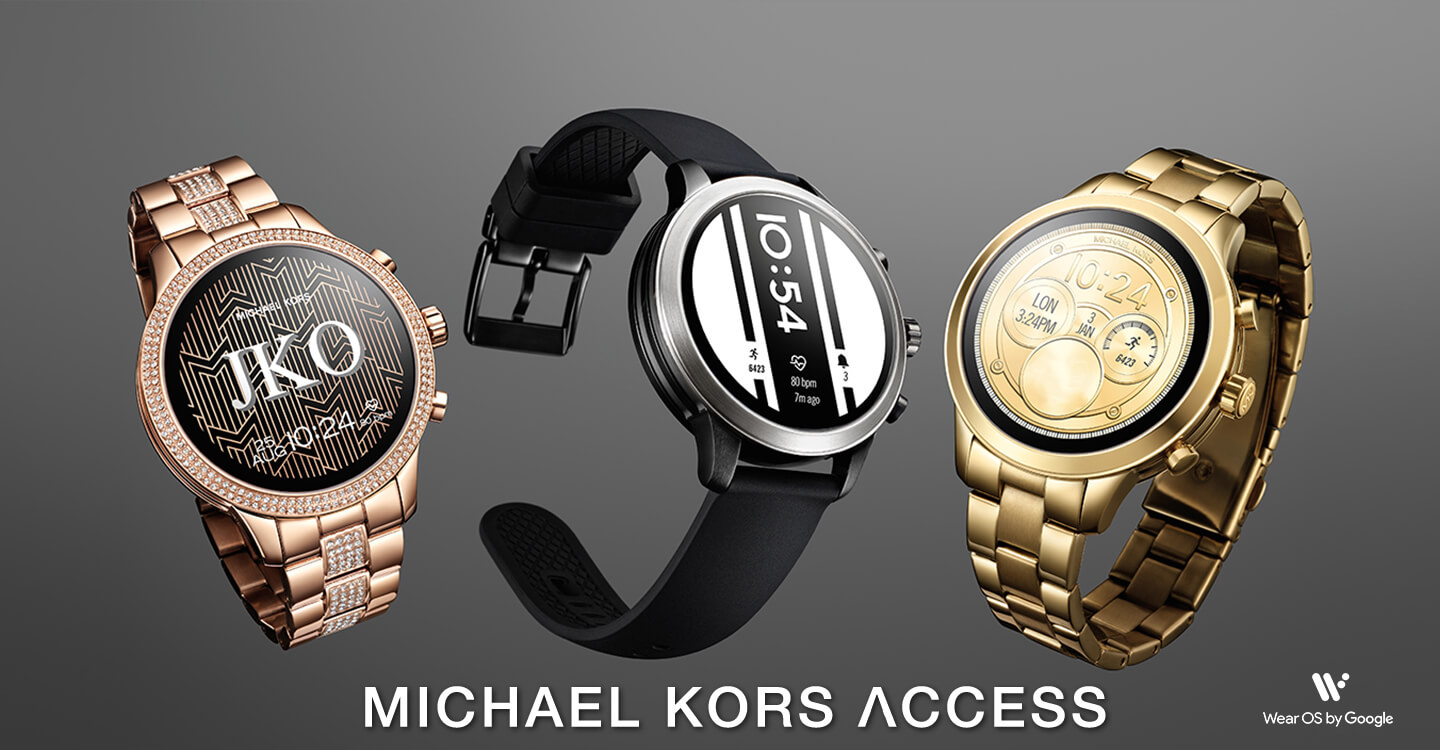 Michael Watches Macy's Michael Kors Smart Smart Kors Watches Nvmwn08O