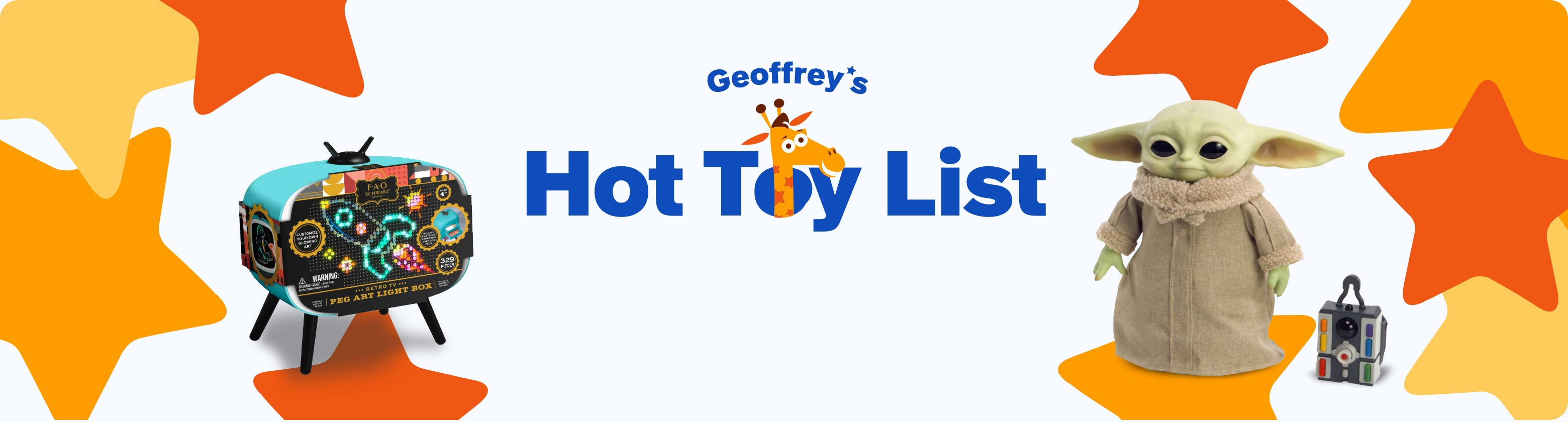 Hot toy list